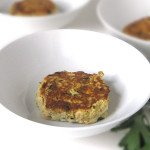 Five-Spice Tofu Patties