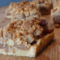Brandy Apple Bars