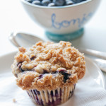Everlasting Blueberry Almond Coffeecake