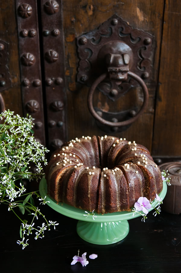 Caffeinated – Earl Grey Banana Cake