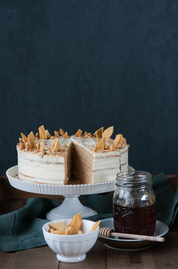 How I Met Honey – Milk & Honey Cake